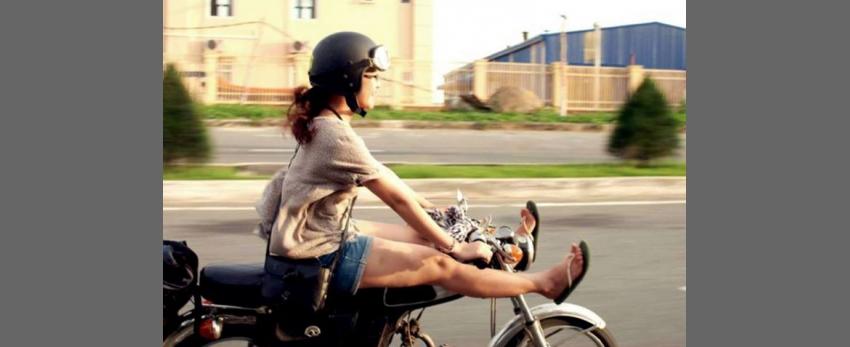 Apéro contact GMC au Bar'Ouf spécial filles motardes