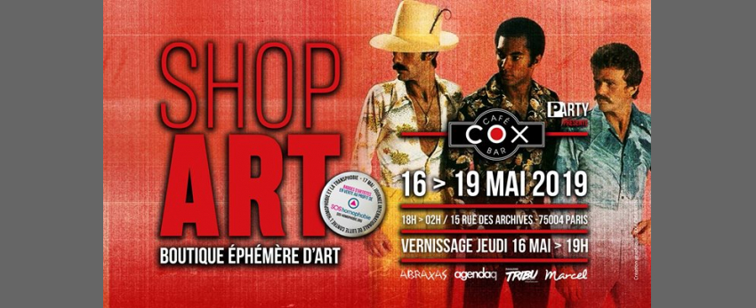 ShopArt / P-Arty au Cox