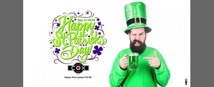 Le COX Fête la Saint Patrick