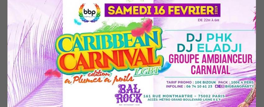 BBP Caribbean Carnival PARIS