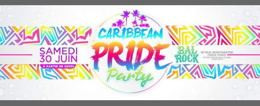 Caribbean GAY PRIDE Official 2k18