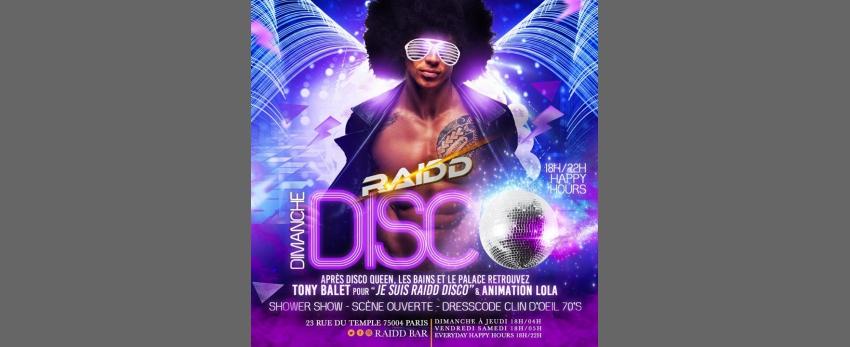 Je Suis Raidd Disco