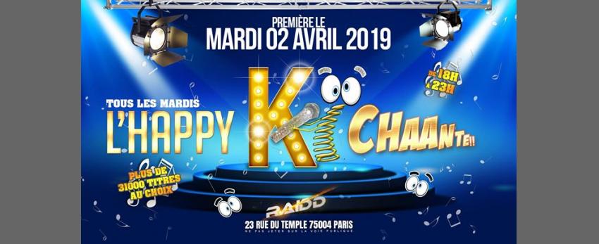 L'happy KI chante