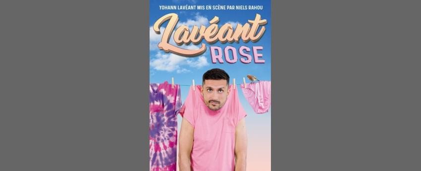 Yohann Lavéant dans Lavéant rose