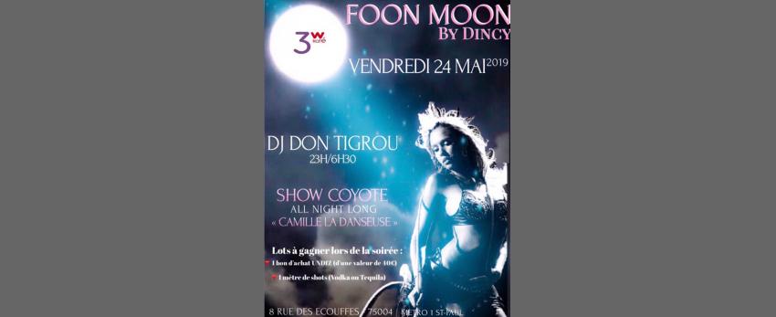 Foon Moon en mai