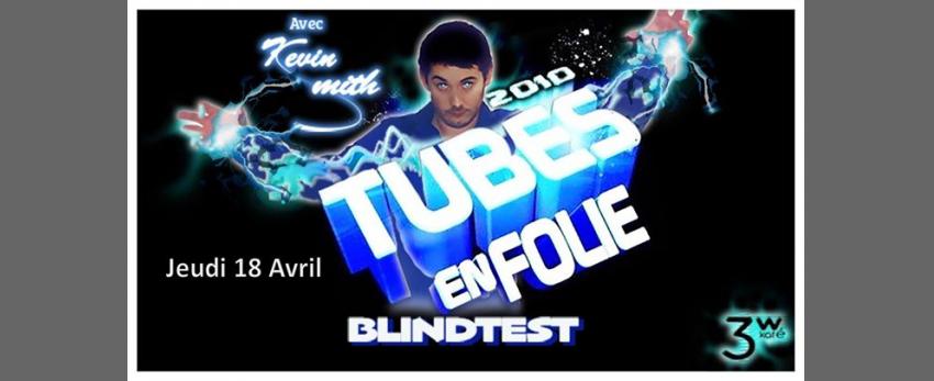 Blind Test TUBES EN FOLIE