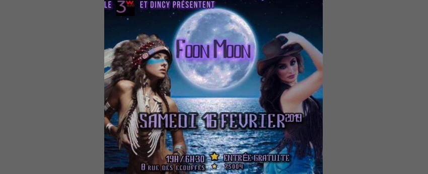 FOON MOON by dincy