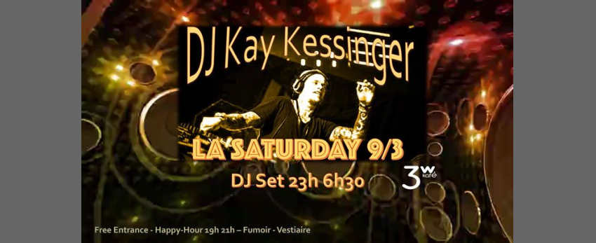 Clubbing night avec Kay kessinger