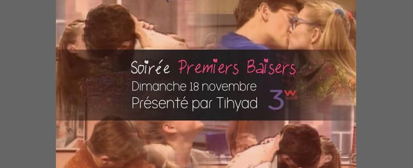 Premiers baisers : la soirée back to the 90's !