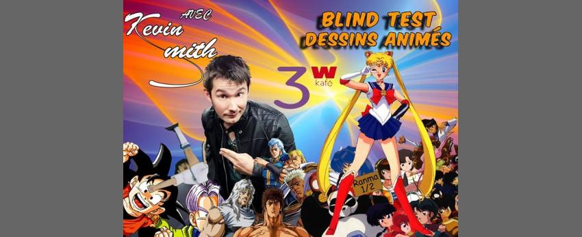 Blind Test dessins animés & Karaoké !