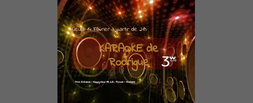 Karaoke de la Saint Valentin