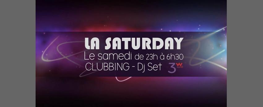 DJ Lilpop ambiance la Saturday !