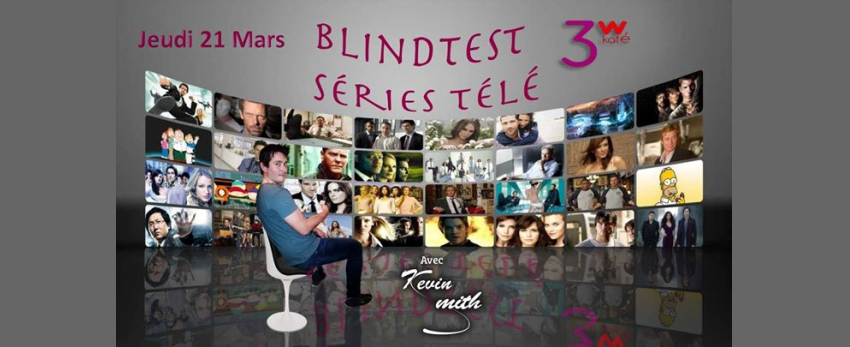 Blind Test Séries TV & Karaoké !