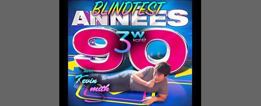 Blind Test Années 90 & Karaoké !
