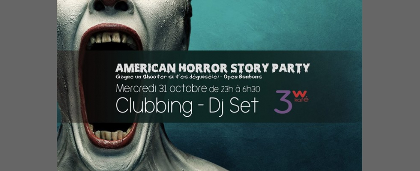 Halloween / American Horror Story Party