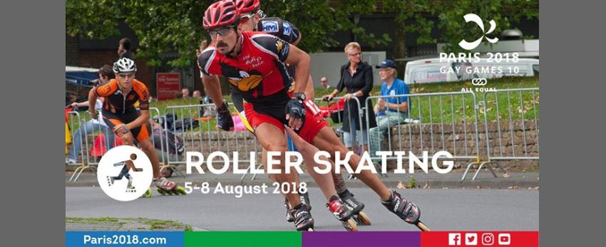 Gay Games 10 - Roller Skating