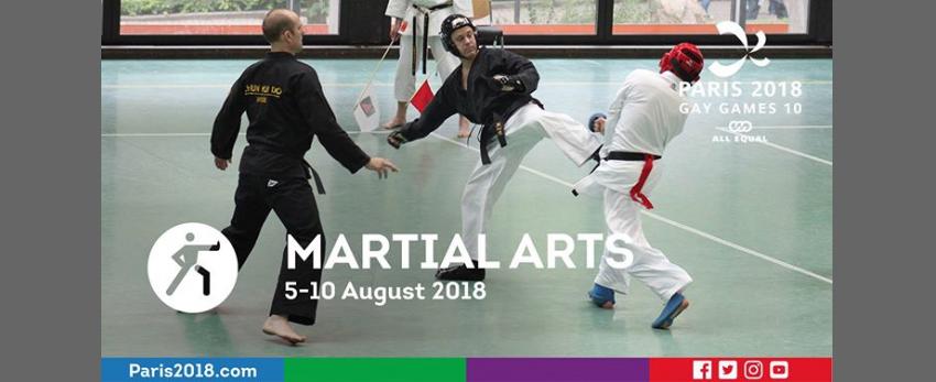 Gay Games 10 - Martial Arts