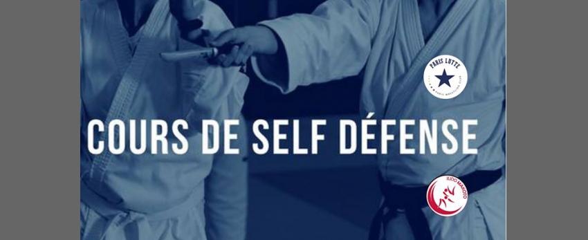 Cours de Self Defense