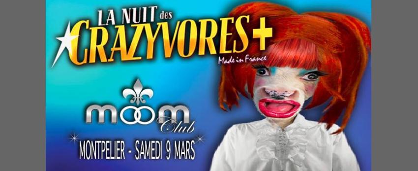 La Nuit des Crazyvores +