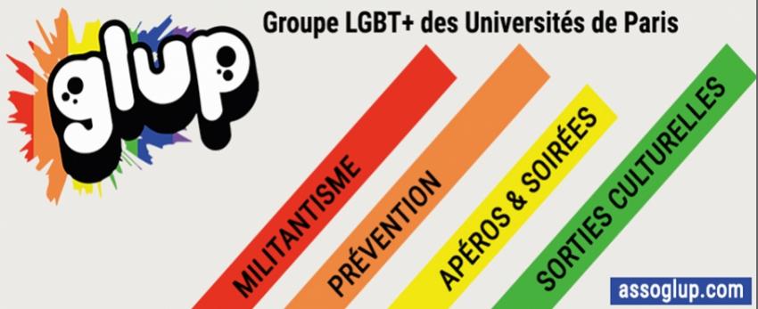 Groupe LGBT des Universités de Paris