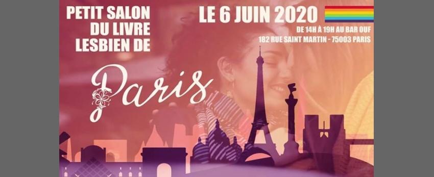 Petit Salon du Livre Lesbien de Paris - Edition 2020