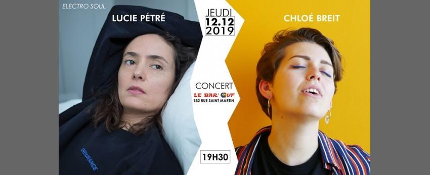 Chloé Breit x Lucie Pétré // Concert Live