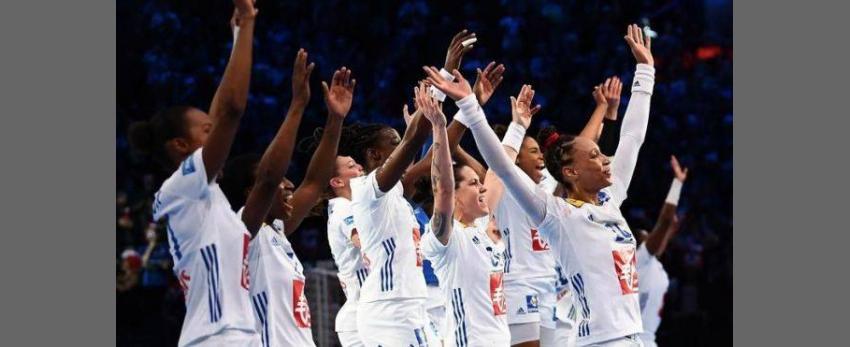 Retransmission Finale Euro féminin de handball France-Russie