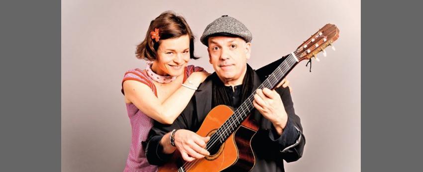 Le Bar'Ouf : Apero Concert Renée Garlène et Rodolphe Raffalli