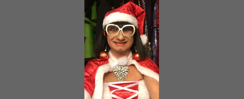 Le Bar'Ouf : Soirée de Noel avec Martine Superstar