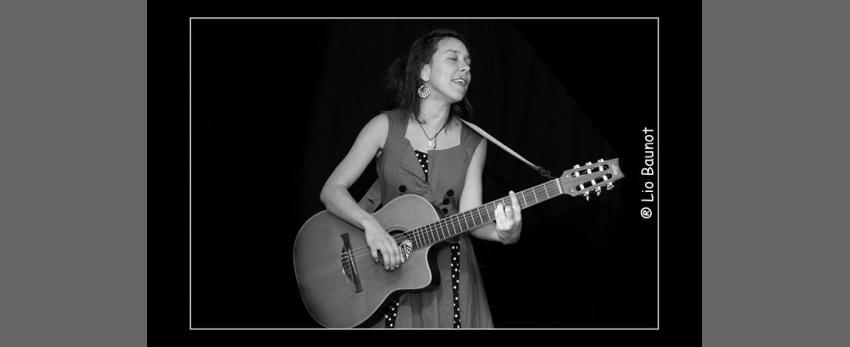 Le Bar'Ouf : Apero Concert Marie Petrolette
