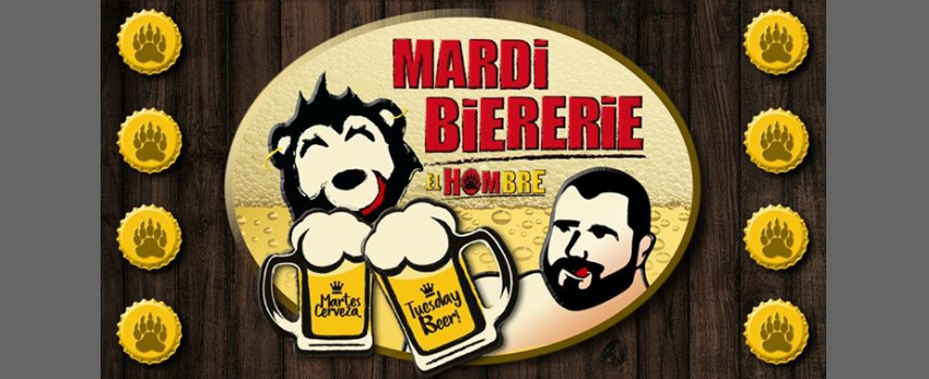 Mardi Bièrerie