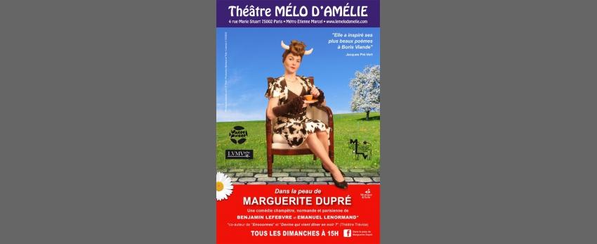 Dans la peau de Marguerite Dupré