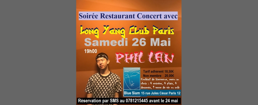 Restaurant Concert