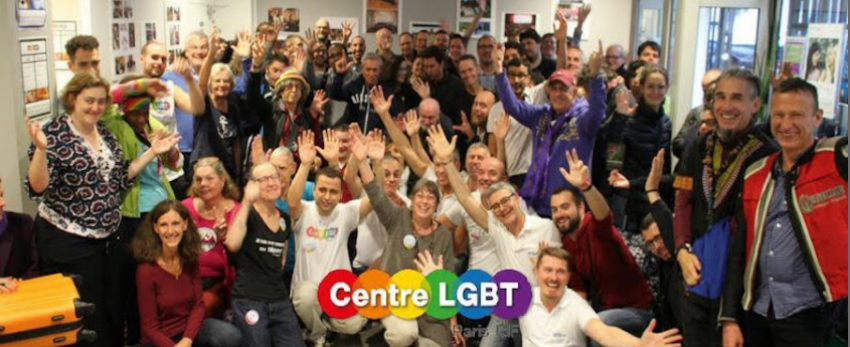 Centre LGBT de Paris Île-de-France