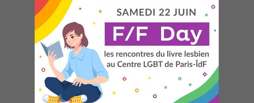 F/F Day - les rencontres du livre lesbien