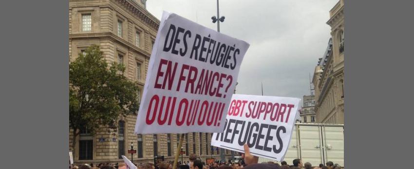 Etre solidaires avec les personnes migrantes ?