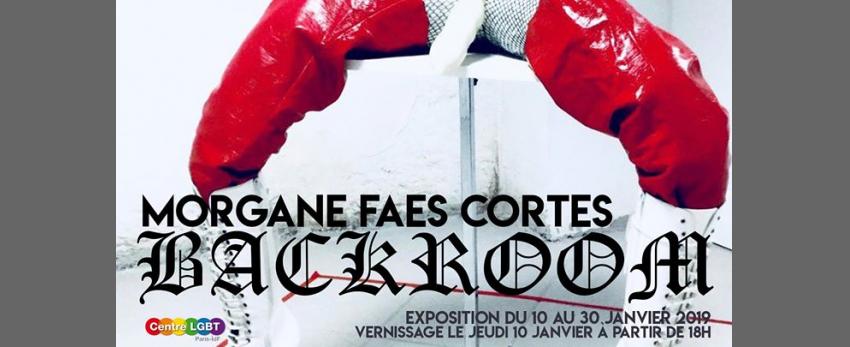 Backroom - Exposition de Morgane Faes Cortes