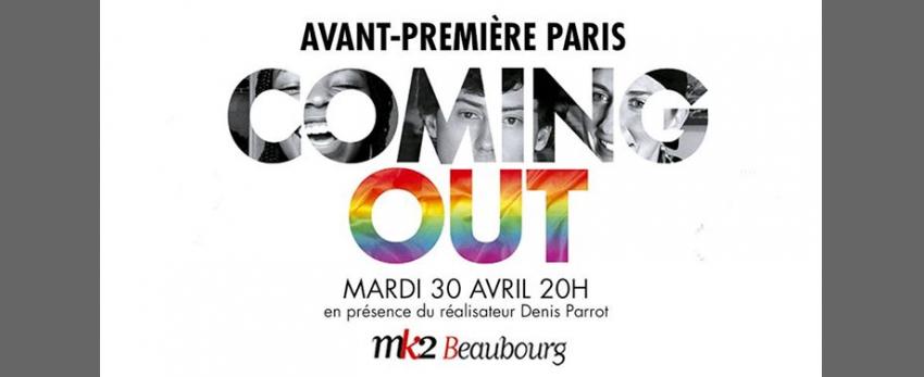 Avant-première Paris - Coming Out