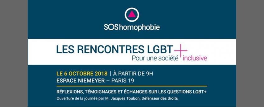 Les Rencontres LGBT+