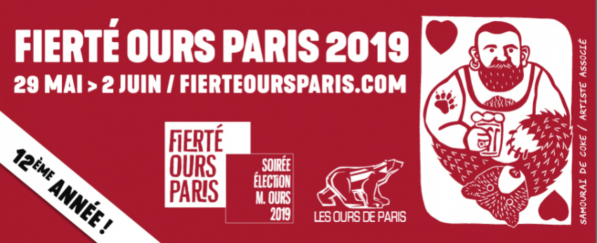 Fierté Ours Paris 2019