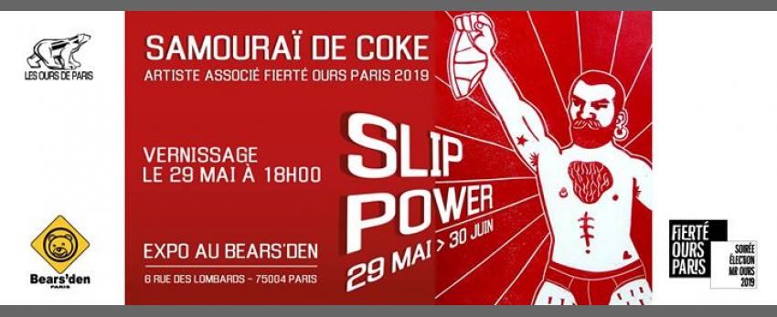 Slip Power (expo de Samouraï de Coke)