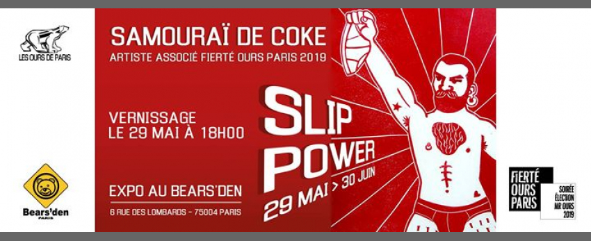 Slip Power (expo de Samouraï de Coke)