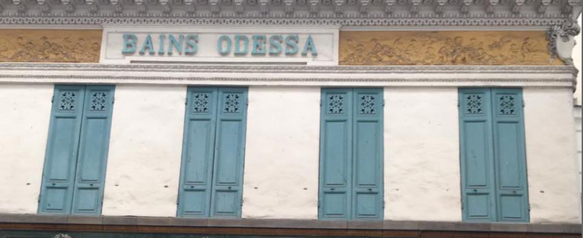 Les Bains d'Odessa