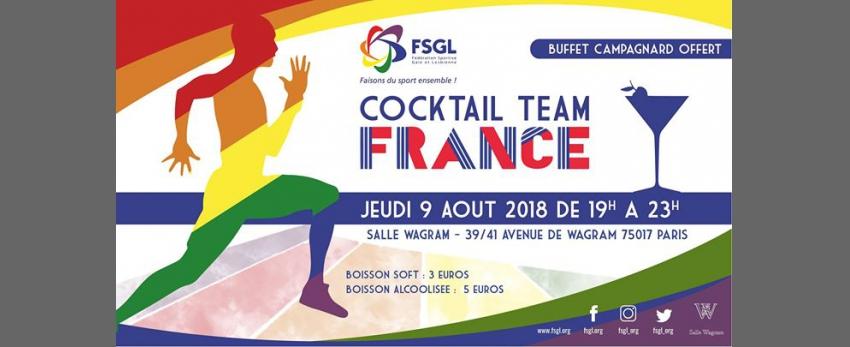 Cocktail Team France
