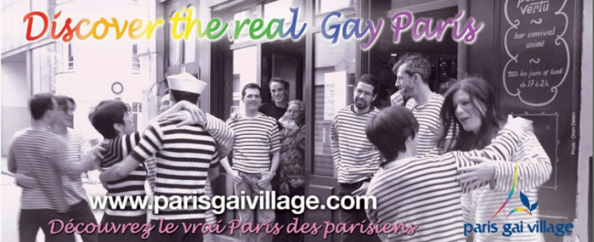 Paris Gay Village