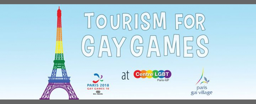 Tourism for Gay Games