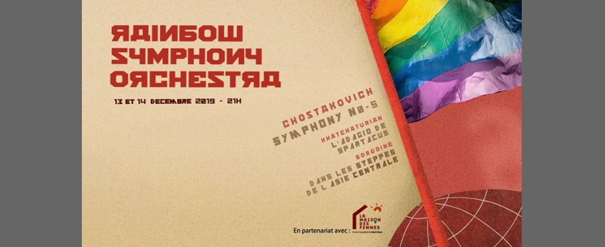 Concert Russe - Rainbow Symphony Orchestra -
