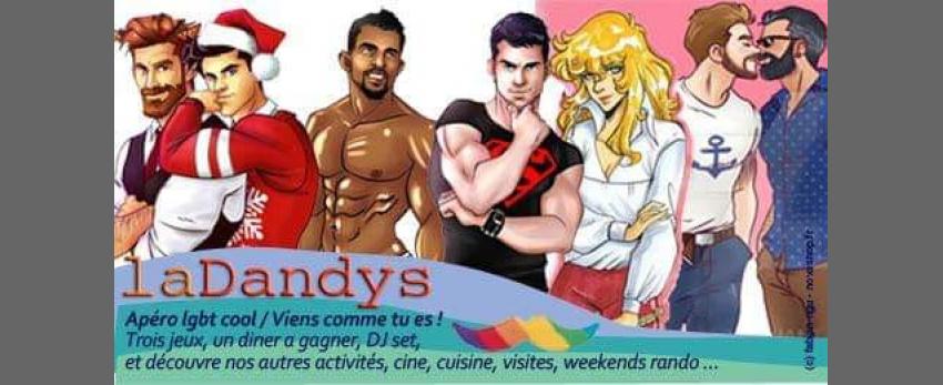 La Dandys Apéro Lgbt Cool / Viens Raconter Tes Vacances