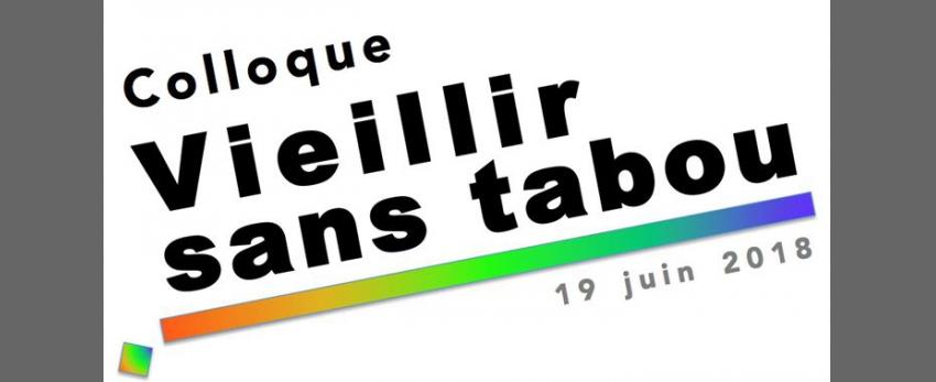 """Colloque """"Vieillir sans tabou"""""""