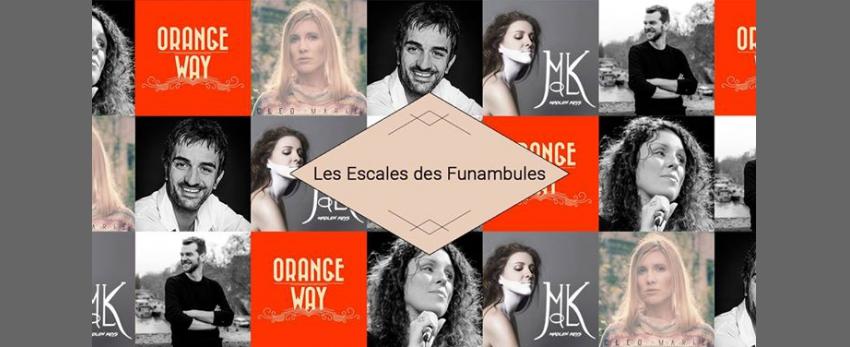 """Concerts """"Les Escales des Funambules"""" aux Rendez-Vous d'Ailleurs"""